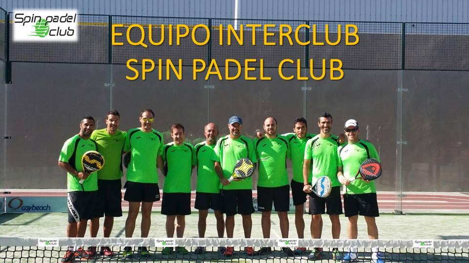 EquipoSpinPadelClub