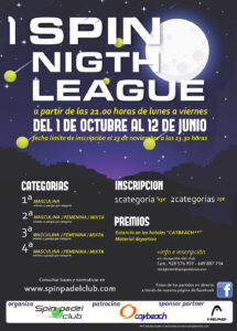 I Spin Nigth League 2019